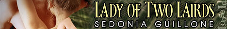 Sedonia Guillone - Lady of Two Lairds